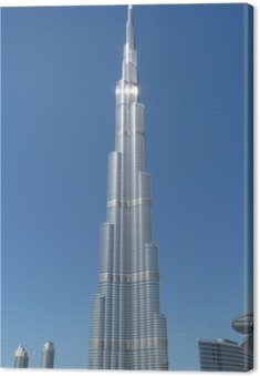 Obraz na Płótnie Burj Dubai