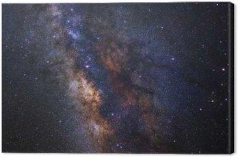 Obraz na Płótnie Centrum Drogi Mlecznej