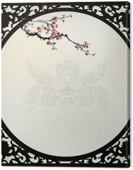 Obraz na Płótnie Chiński Tło
