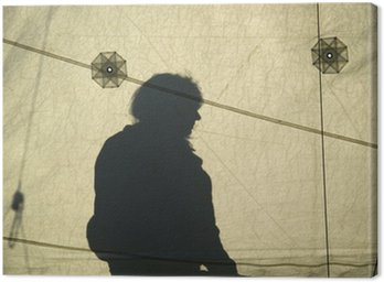 Obraz na Płótnie Cień wiatru