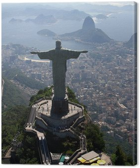 Obraz na Płótnie Corcovado 5178