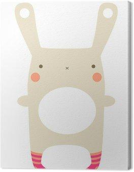 Obraz na Płótnie Cute bunny
