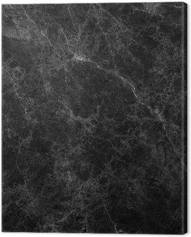 Obraz na Płótnie Czarny marmur tekstury (wysoka rozdzielczość)