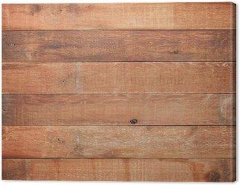 Obraz na Płótnie Czerwony stodole drewna w tle