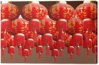 Czerwonych latarni China Style