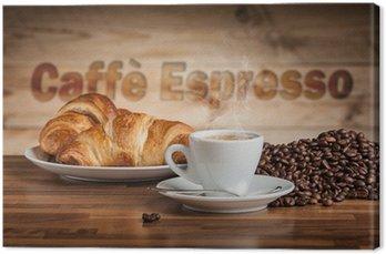 Obraz na Płótnie Doskonałe espresso