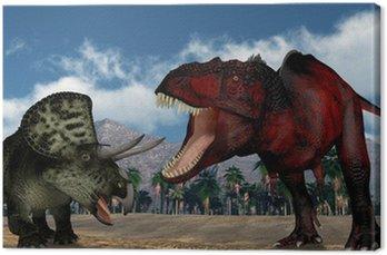 Drapieżny dinozaur