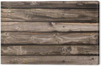 Obraz na Płótnie Drewniane deski