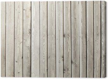 Obraz na Płótnie Drewniane ściany