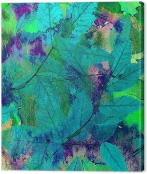 Obraz na Płótnie Duże jasne tła. Do mieszania farb i natura