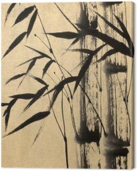 Dwa drzewa bambusowe