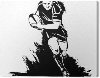 Działa w rugby z piłką