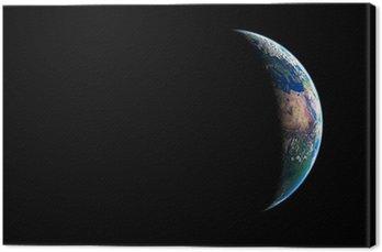 Obraz na Płótnie Earth from space