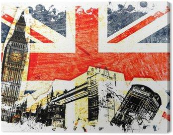 English flag DECOUPE