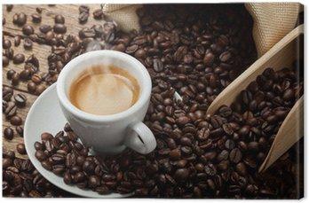 Obraz na Płótnie Espresso