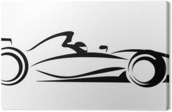 Obraz na Płótnie Formuła 1