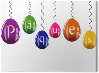 Fryzja kolor jaj - Wielkanoc - Wielkanoc