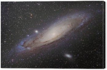Obraz na Płótnie Galaktyka Andromedy