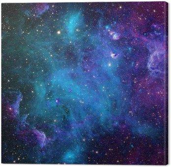 Obraz na Płótnie Galaktyka