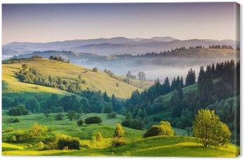 Obraz na Płótnie Góry