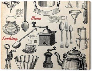 Obraz na Płótnie Gotowanie