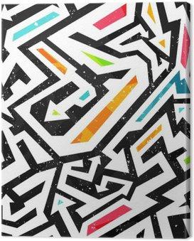 Graffiti - bez szwu