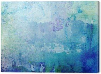 Obraz na Płótnie Grunge-blob-texture