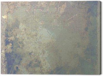 Obraz na Płótnie Grunge kolorowe tło. Z różnych wzorów kolor: żółty (beżowe); brązowy; niebieski; szary