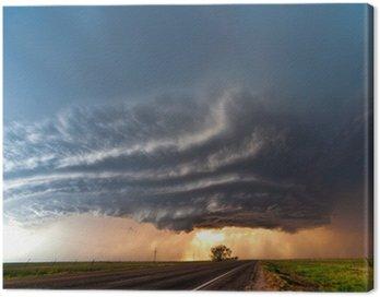 Gwałtowne burze Great Plains