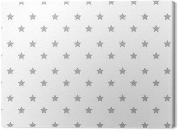 Obraz na Płótnie Gwiazdy ikona wzór tła ilustracji wektorowych projektowania