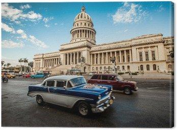 Obraz na Płótnie Havana, Kuba - czerwca, 7.. budynek stolicy Kuby, 7. 2011.