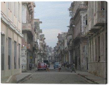 Obraz na Płótnie Hawana, Kuba