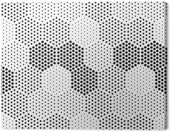 Hexagon Illusion Wzór