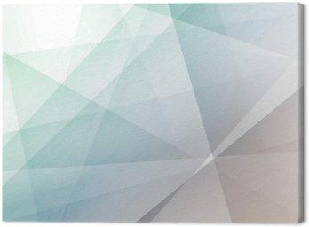 Obraz na Płótnie Hipster nowoczesne przezroczyste tło geometryczne