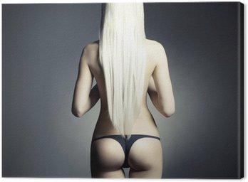 Obraz na Płótnie Idealne blond