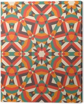 Obraz na Płótnie Jednolite wzór mozaiki