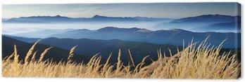 Obraz na Płótnie Jesień w górach