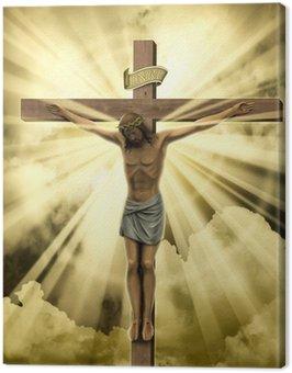 Obraz na Płótnie Jezus Chrystus
