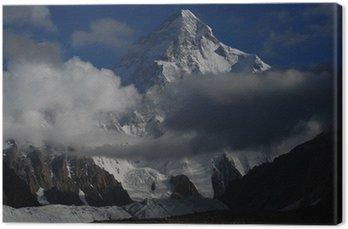 Obraz na Płótnie K2 z Concordii