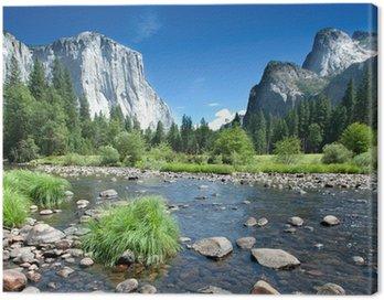 Obraz na Płótnie Kalifornia - Park Narodowy Yosemite