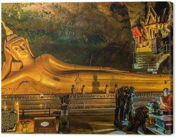 Obraz na Płótnie Kanapa Buddy suwankuha świątynia Phuket Tajlandia