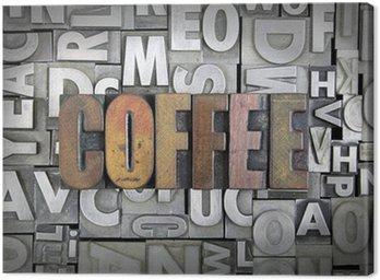 Obraz na Płótnie Kawa