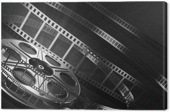 Obraz na Płótnie Kino rolek