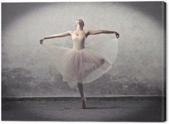 Obraz na Płótnie Klasyczne baleriny