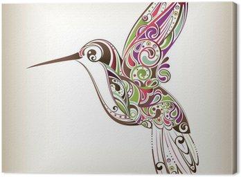 Obraz na Płótnie Koliber
