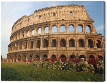 Obraz na Płótnie Koloseum w Rzymie, Włochy