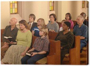 Obraz na Płótnie Kościół Kongregacja