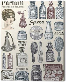 Obraz na Płótnie Kosmetyki