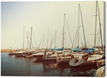 Kreta portowe, łodzie i morze, wrażenia z Grecji