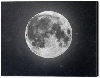 Obraz na Płótnie Księżyc